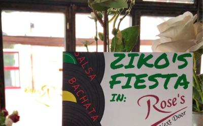 Ziko's Fiesta in Rose's